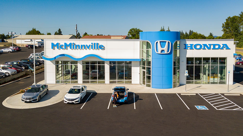 Capitol Subaru Salem Oregon >> McMinnville Honda | CD Redding