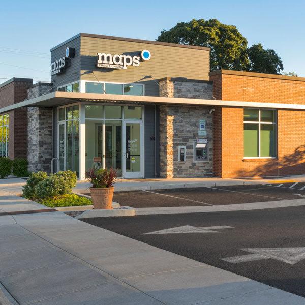 Partners Credit Union Branch: CD Redding Construction