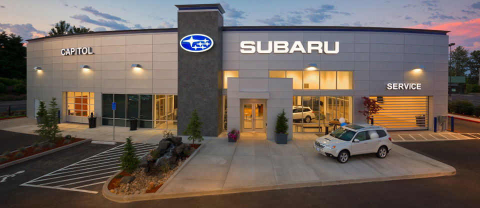 Capitol Subaru Salem Oregon >> Capitol Subaru Cd Redding