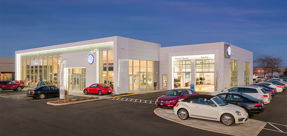 Lithia Volkswagen of Salem | CD Redding